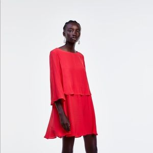 Zara Statement Dress!